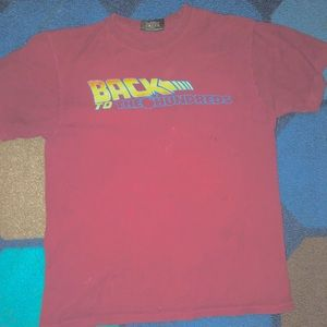 The Hundreds Back To The Future T-Shirt